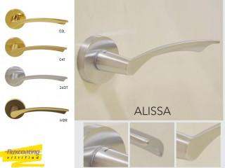Maner pentru usi de interior si exterior - ALISSA - Manere pentru usi de interior si exterior
