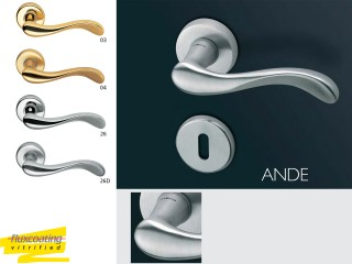 Maner pentru usi de interior si exterior - ANDE - Manere pentru usi de interior si exterior
