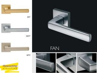 Maner pentru usi de interior si exterior - FAN - Manere pentru usi de interior si exterior