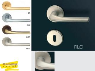 Maner pentru usi de interior si exterior - FILO - Manere pentru usi de interior si exterior