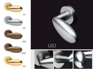 Maner pentru usi de interior si exterior - LED - Manere pentru usi de interior si exterior