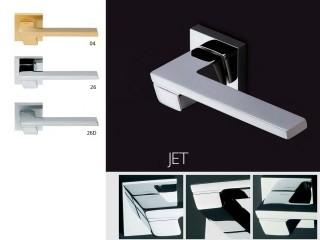 Maner pentru usi de interior si exterior - JET - Manere pentru usi de interior si exterior