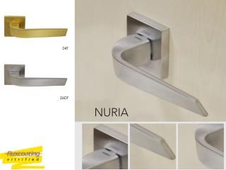 Maner pentru usi de interior si exterior - NURIA - Manere pentru usi de interior si exterior