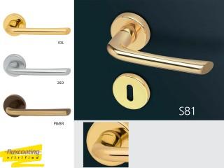 Maner pentru usi de interior si exterior - SPECIAL 81 - Manere pentru usi de interior si exterior