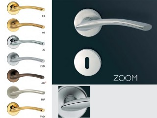 Maner pentru usi de interior si exterior - ZOOM - Manere pentru usi de interior si exterior