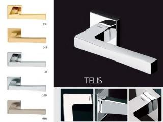 Maner pentru usi de interior si exterior - TELIS - Manere pentru usi de interior si exterior