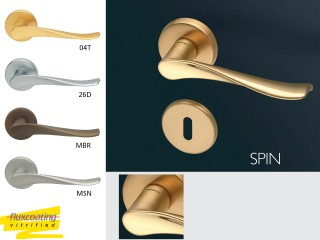 Maner pentru usi de interior si exterior - SPIN - Manere pentru usi de interior si exterior