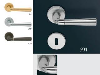 Maner pentru usi de interior si exterior - SPECIAL 91 - Manere pentru usi de interior si exterior