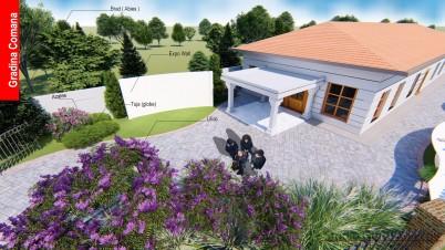 Gradina Comana - proiect STUDIO OFFICE KOLECTIV  - Proiecte STUDIO OFFICE KOLECTIV