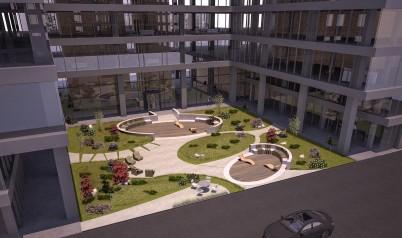 Office Landscape - Proiecte STUDIO OFFICE KOLECTIV