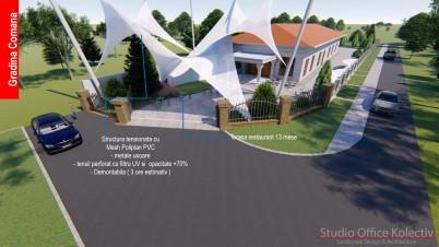 Proiect Gradina Comana - Proiecte STUDIO OFFICE KOLECTIV