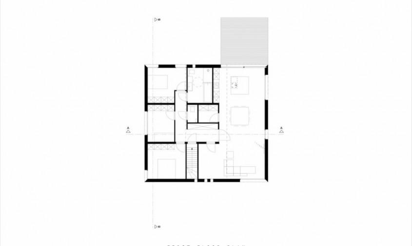 Casa Skilpod - planuri - Casa Skilpod se construieste intr-o zi si produce energia de care