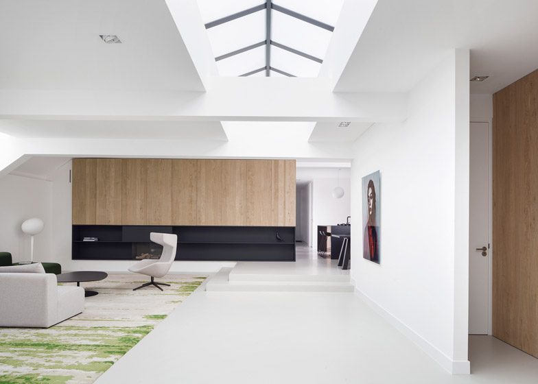 Transformarea unui garaj intr-o locuinta luminoasa - Transformarea unui garaj intr-o locuinta luminoasa