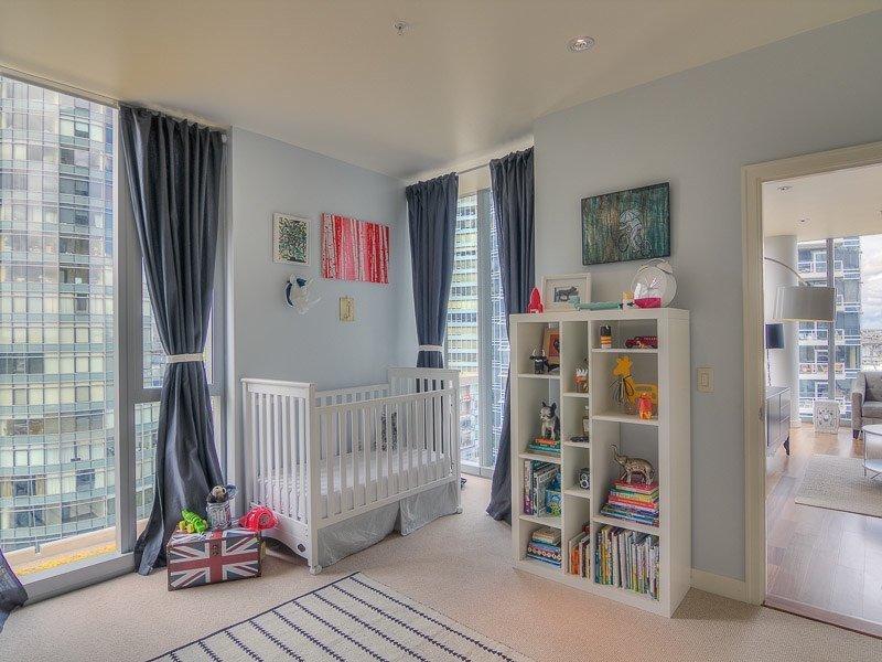 Un apartament la inaltime  - Un apartament la inaltime - camera copilului