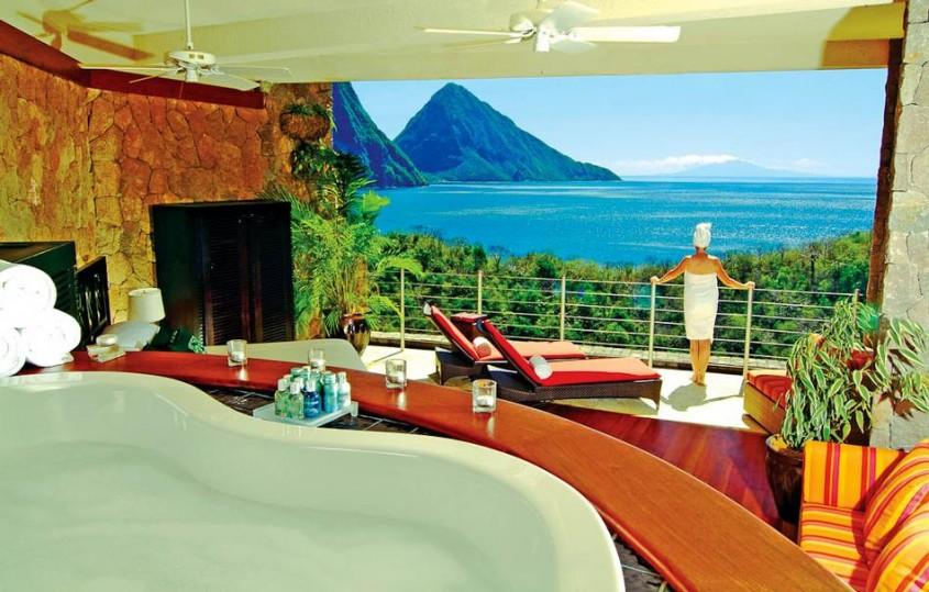 Baile camerelor de hotel: cand luxul isi spune cuvantul - Baile camerelor de hotel: cand luxul isi spune cuvantul