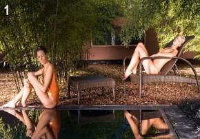 Scaun relaxare BAYAHIBE - Fotolii incalzite de relaxare