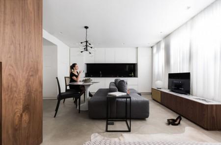 O locuinta confortabila in doar 40mp - O locuinta confortabila in doar 40mp