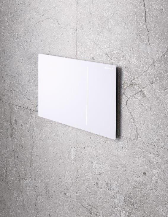 Clapetele de actionare Geberit pot fi acum descoperite intr-un showroom virtual - Clapetele de actionare Geberit
