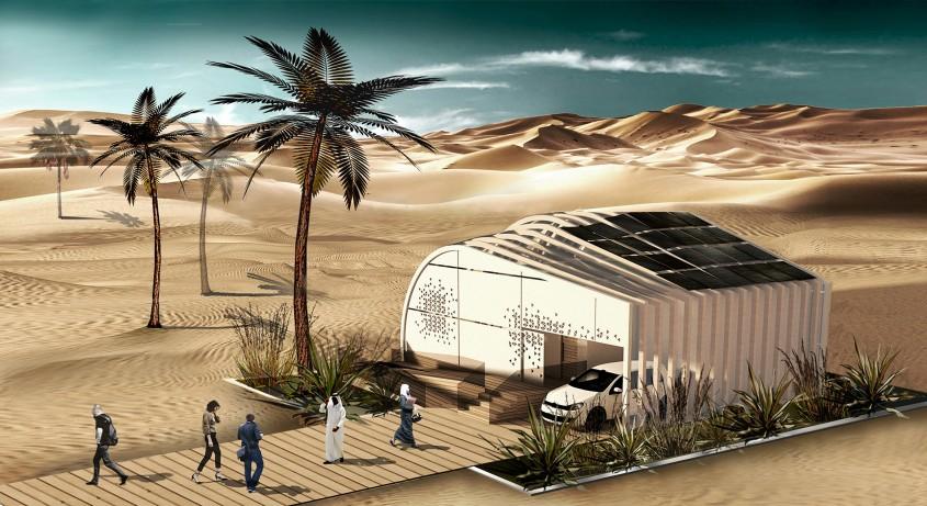 EFdeN lansează noul concept de casă solară EFdeN Signature - EFdeN lansează noul concept de casă