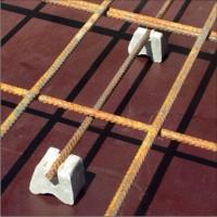 Distantier combinat cu bara de otel beton - Distantieri fibrobeton tip bara
