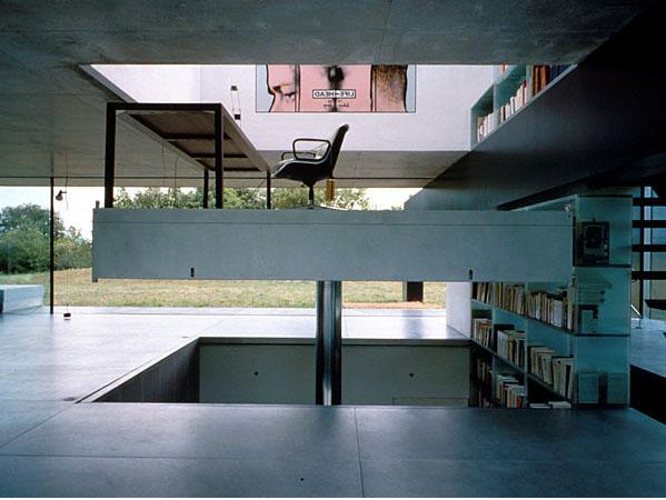 Casa din Bordeaux - Case din lemn, beton sau metal?