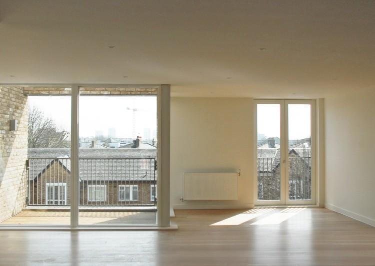 Vedere dintr-un apartament – relația cu strada și cartierul - Ely Court sau întoarcerea acasă - o dezvoltare rezidențială marca Alison Brooks Architects prezentată de Nelson Carvalho la SHARE Forum 2017
