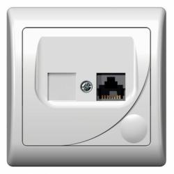 Priza computer - Aparataj electric efekt