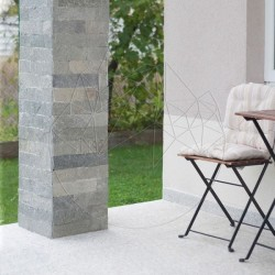 Ardezie Kavala 7cm x LL - Piatra naturala decorativa kavala ardezie