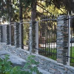 Ardezie Kavala Fasii (Palet) - Piatra naturala decorativa kavala ardezie