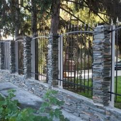 Ardezie Kavala Fasii (Palet 10-12 mp) - Piatra naturala decorativa kavala ardezie