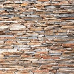 Ardezie Sikis Mix Fasii (Palet 10-12 mp) - Piatra naturala decorativa kavala ardezie
