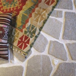 Ardezie poligonala Kavala - Antique - Piatra naturala decorativa kavala ardezie