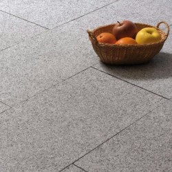 Granit Rock Star Grey Fiamat 60 x 30 x 1.5 cm - Piatra naturala decorativa kavala ardezie