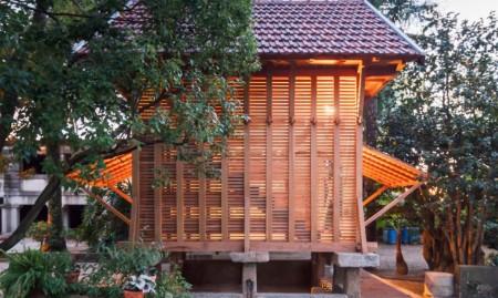 Hambarul Dovecote - Un hambar vechi transformat într-un sanctuar al liniștii