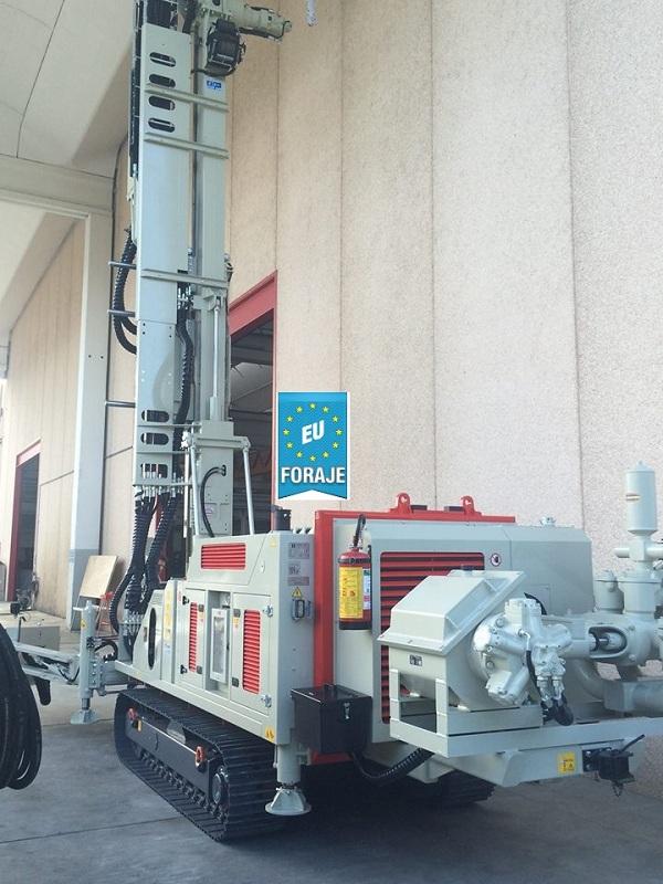 Ghid de achizitionare a echipamentului de foraj COMMACHIO 900 GT - Ghid de achizitionare a echipamentului