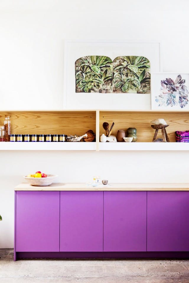 Culori spectaculoase pentru bucatarii - Culori spectaculoase pentru bucatarii