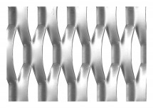 Tabla expandata decorativ 150x56x21,5 - Tabla expandata
