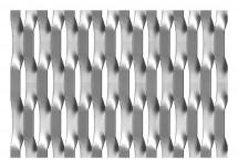 Tabla expandata hexagonal 100x34x15 - Tabla expandata