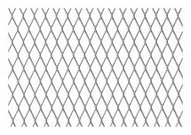 Tabla expandata romb 40x17x2,5 - Tabla expandata