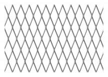 Tabla expandata romb 62x23x3 - Tabla expandata