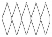 Tabla expandata romb 200x55x6 - Tabla expandata