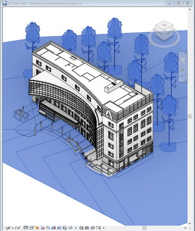 Autodesk Revit Architecture -  Autodesk Revit Architecture