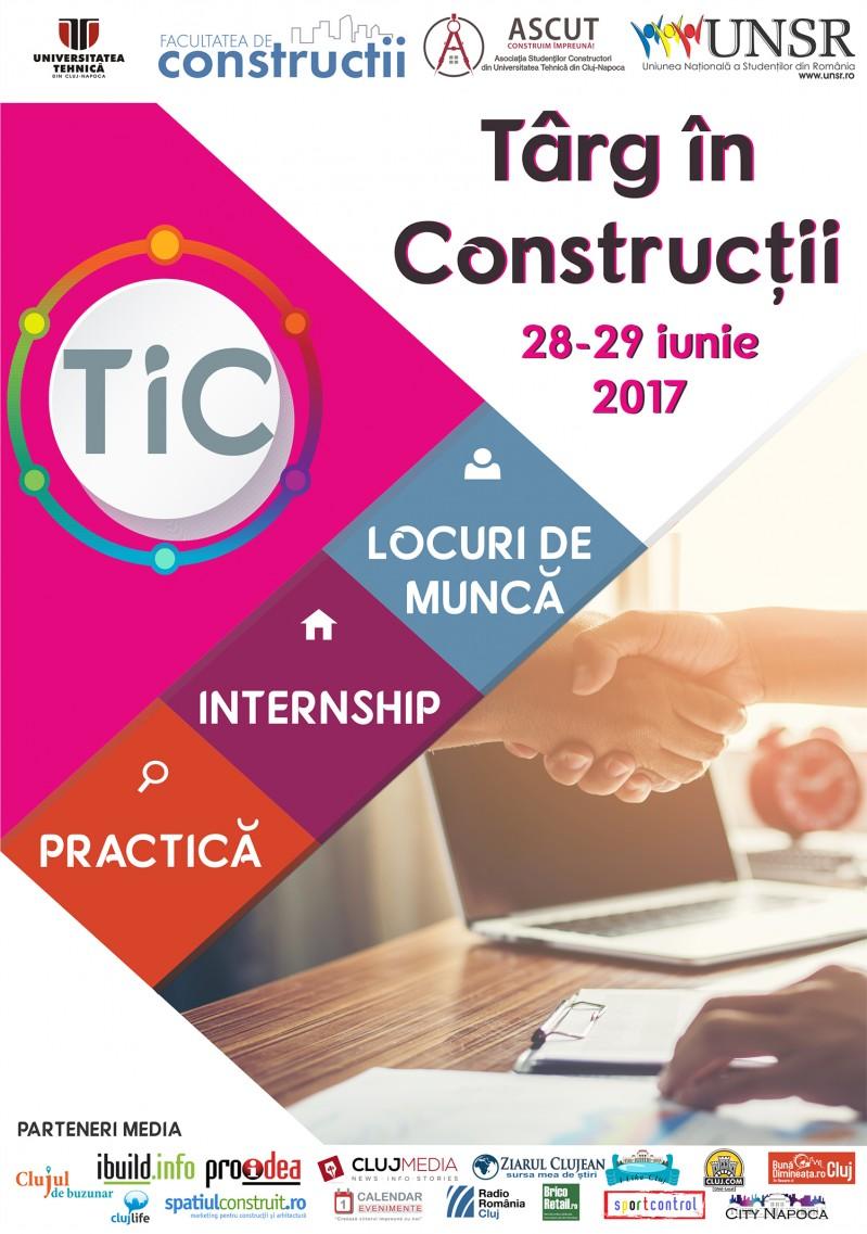 """Prima ediție a evenimentului TiC """"Târg în Construcții""""! - Prima ediție a evenimentului TiC """"Târg în Construcții""""!"""
