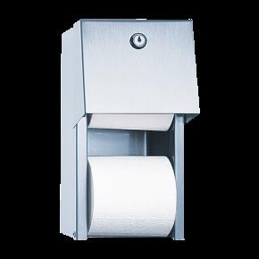 Dispenser de hartie igienica din otel inox - SLZN 26 - Dispensere de hartie igienica, de prosoape de hartie si pungi sanitare din otel inox