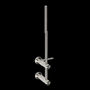 Suport hartie igienica din otel inox - SLZN 47D - Dispensere de hartie igienica, de prosoape de hartie si pungi sanitare din otel inox
