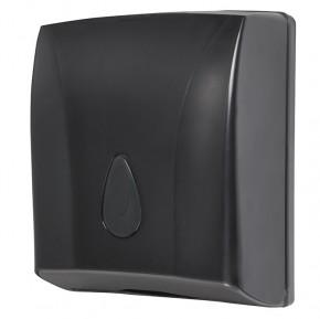 Dispenser de prosoape de hartie - SLDN 03N - Dispensere de hartie igienica, de prosoape de hartie si pungi sanitare din otel inox