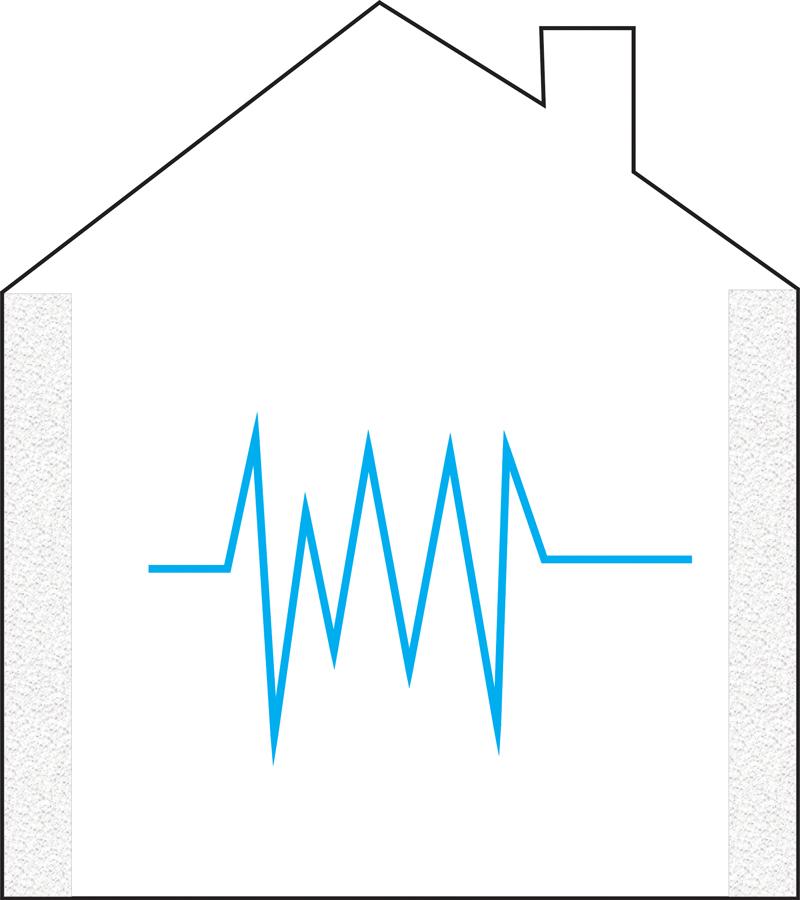 Siguranta in cazul cutremurelor - Sistem de zidarie confinata din BCA Macon pentru constructii rezidentiale, publice si industriale