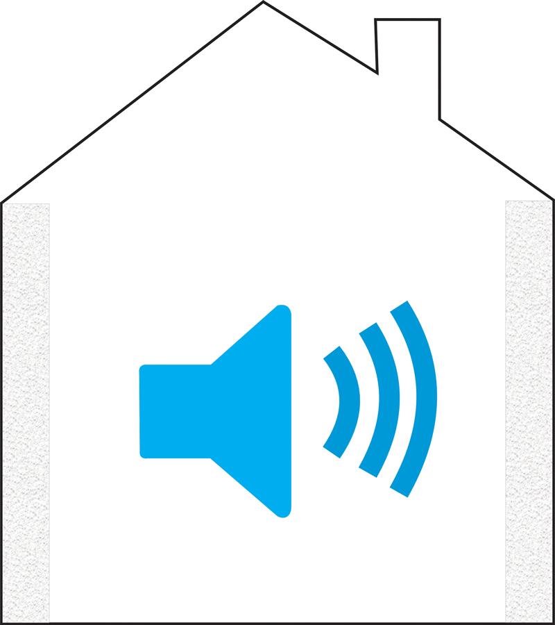 Ambient acustic placut - Sistem de zidarie confinata din BCA Macon pentru constructii rezidentiale, publice si industriale