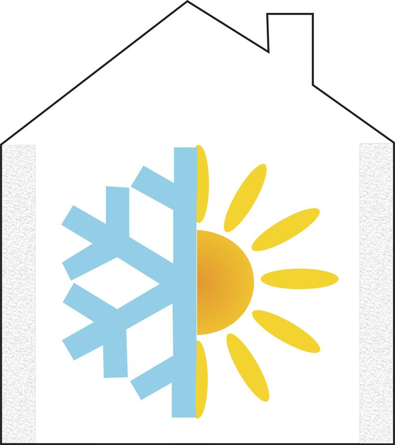 Capacitati de izolare termica de exceptie - Sistem de zidarie confinata din BCA Macon pentru constructii rezidentiale, publice si industriale