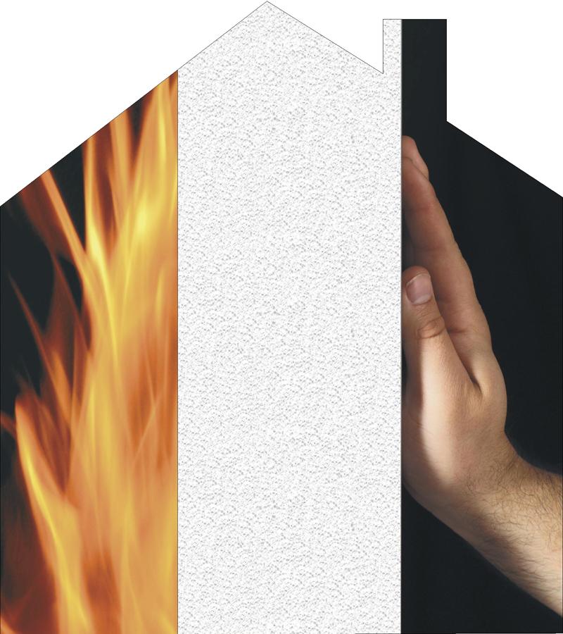 Protectie maxima in cazul incendiilor - Sistem de zidarie confinata din BCA Macon pentru constructii rezidentiale, publice si industriale